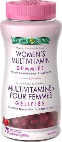 Nature's Bounty Women's Multivitamin Gummies