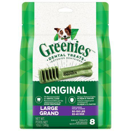 Original dental treats L 340 g