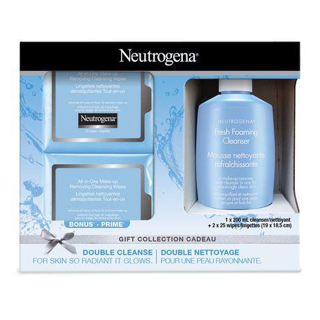 Neutrogena® Double Cleanse Holiday Gift Set · Walmart
