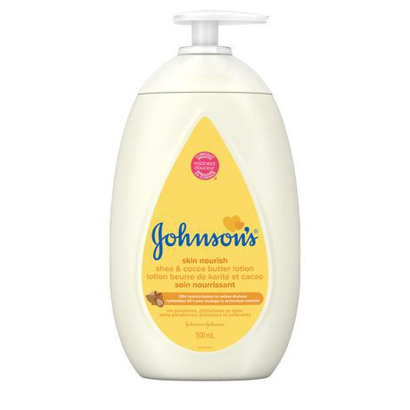 Johnson's Baby Lotion, Skin Nourish