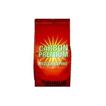 Carbón premium mezcla espino