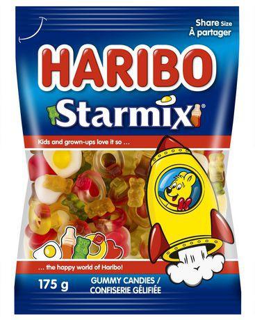 Starmix Gummy Candies