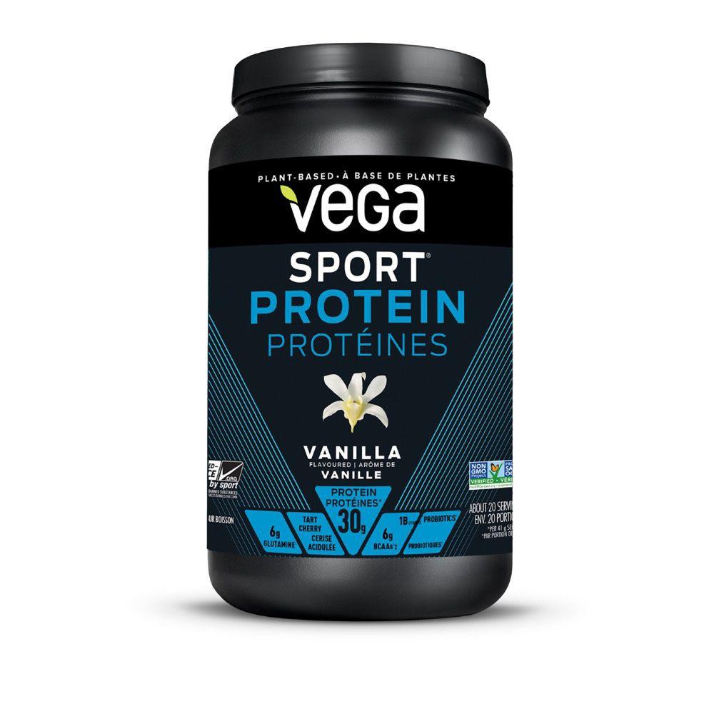 Sport protein powder vanilla 828 g