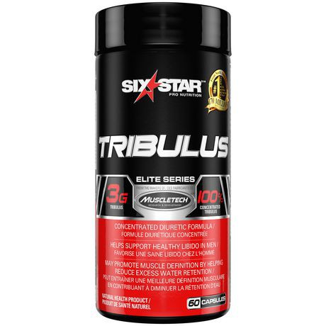 Six Star Pro Nutrition Elite Series Tribulus Capsules