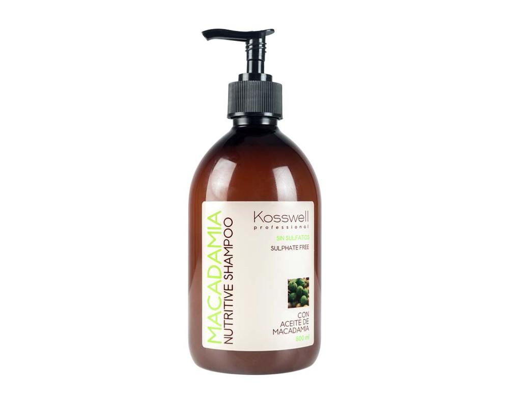 Macadamia Nutritive Shampoo