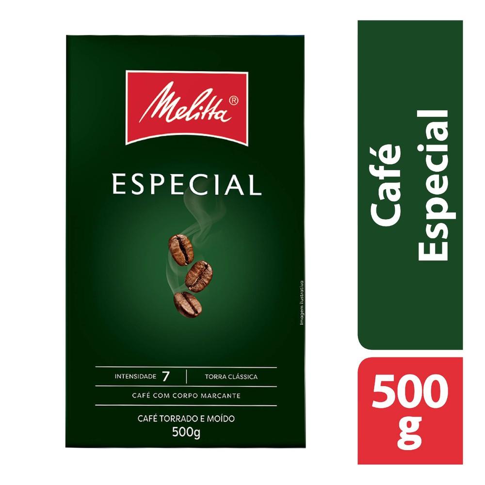 Café molido especial