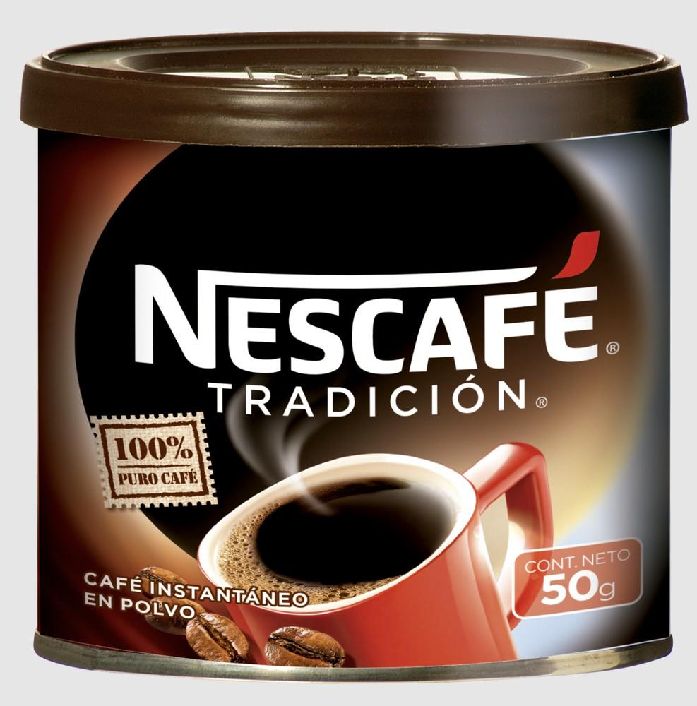 Café instantáneo tradición 50 g