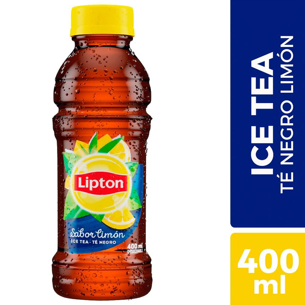 Té negro sabor limón
