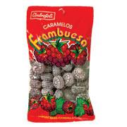 Caramelos frambuesa