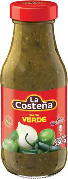 Salsa Verde con Chiles Tatemados