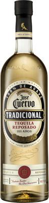 Tequila tradicional reposado