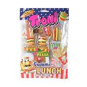 Gomitas gummi lunch