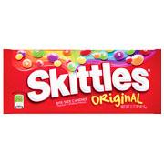 Caramelos sabores frutales