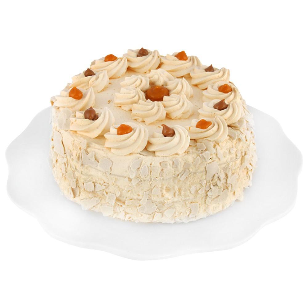 Torta San Jorge lúcuma y manjar