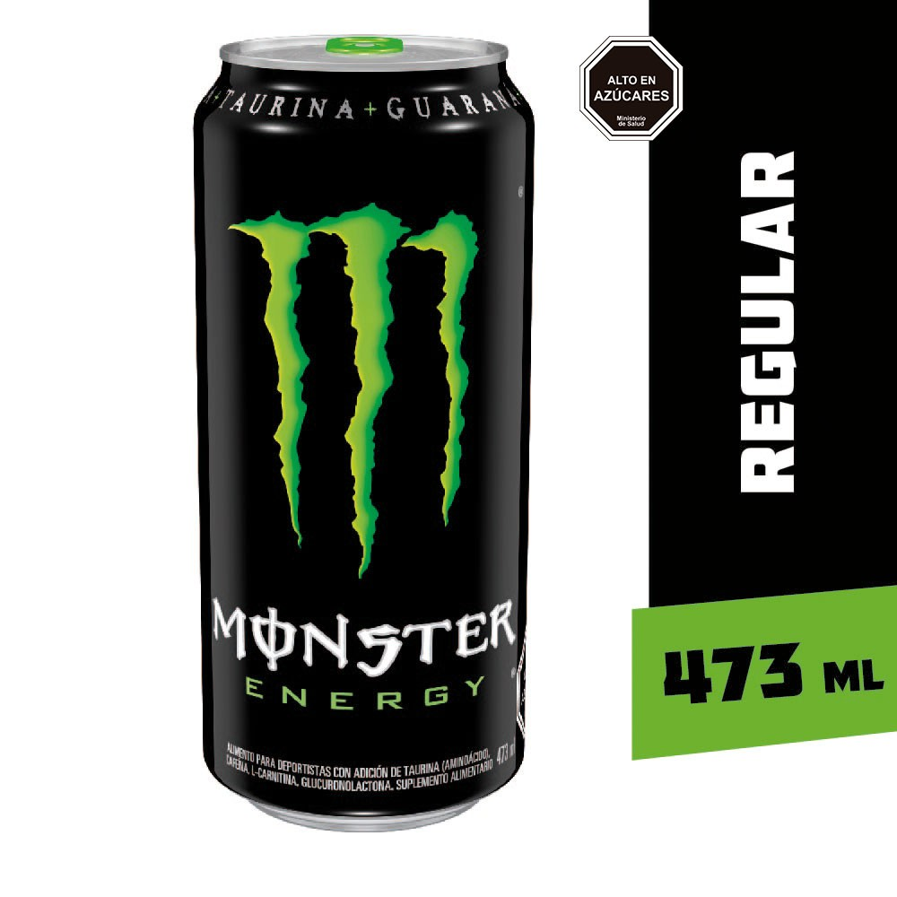 Bebida energética Regular