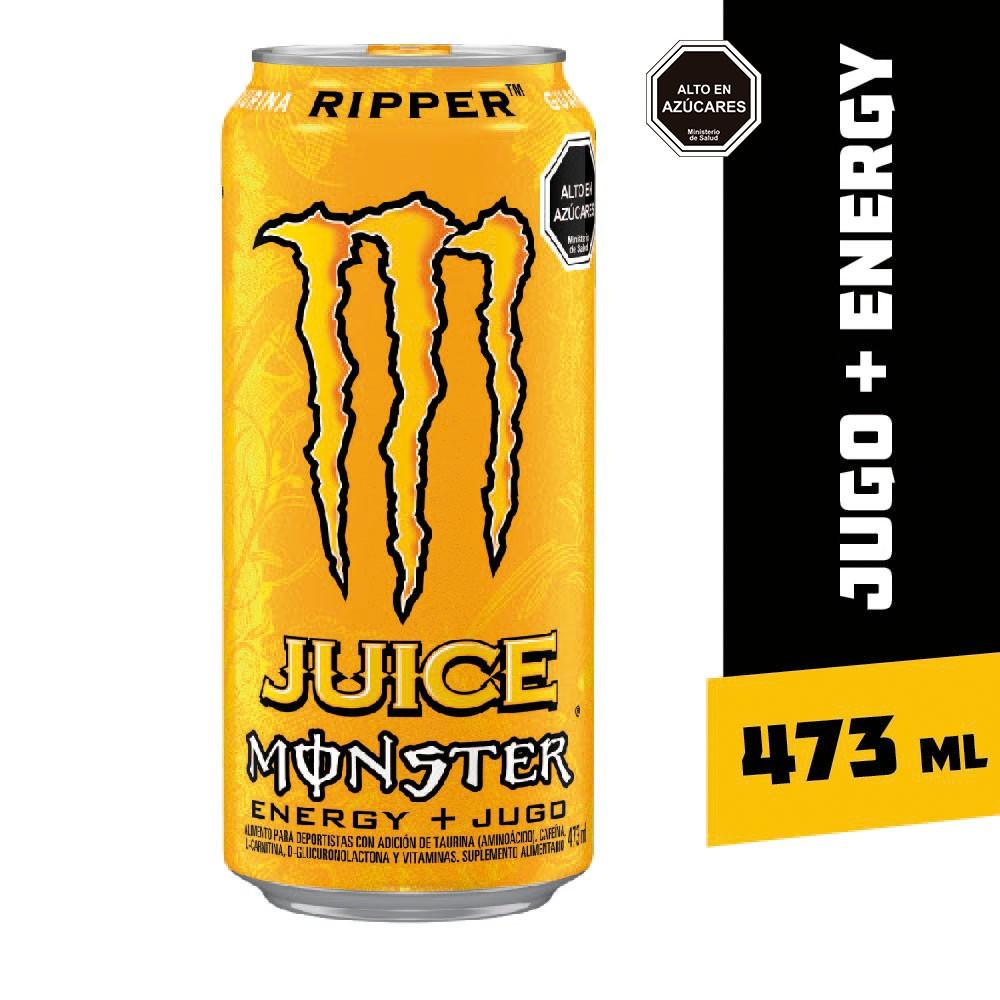 Bebida energética Juice Ripper