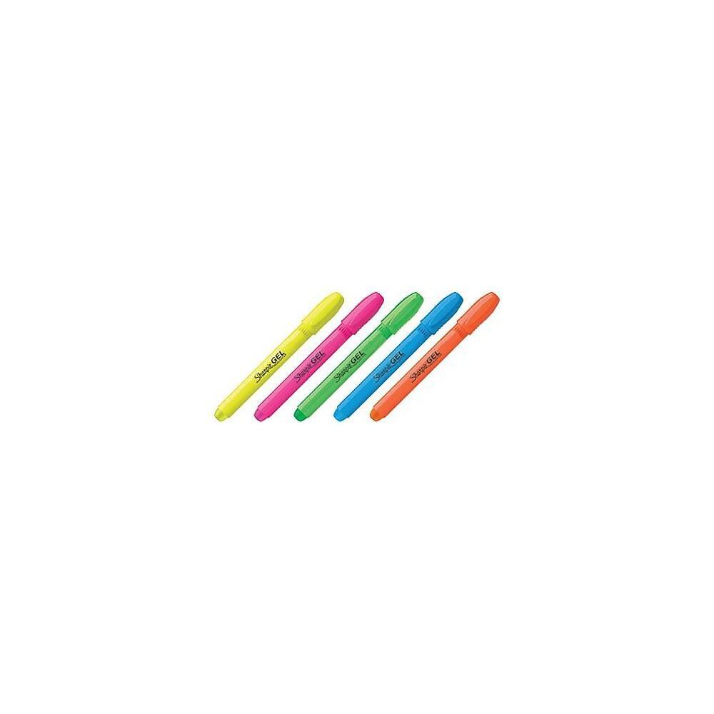 Pack Of 4 Assorted Sharpie® Gel Highlighters