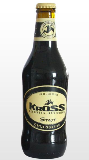 Cerveza Stout Botella 330 ml