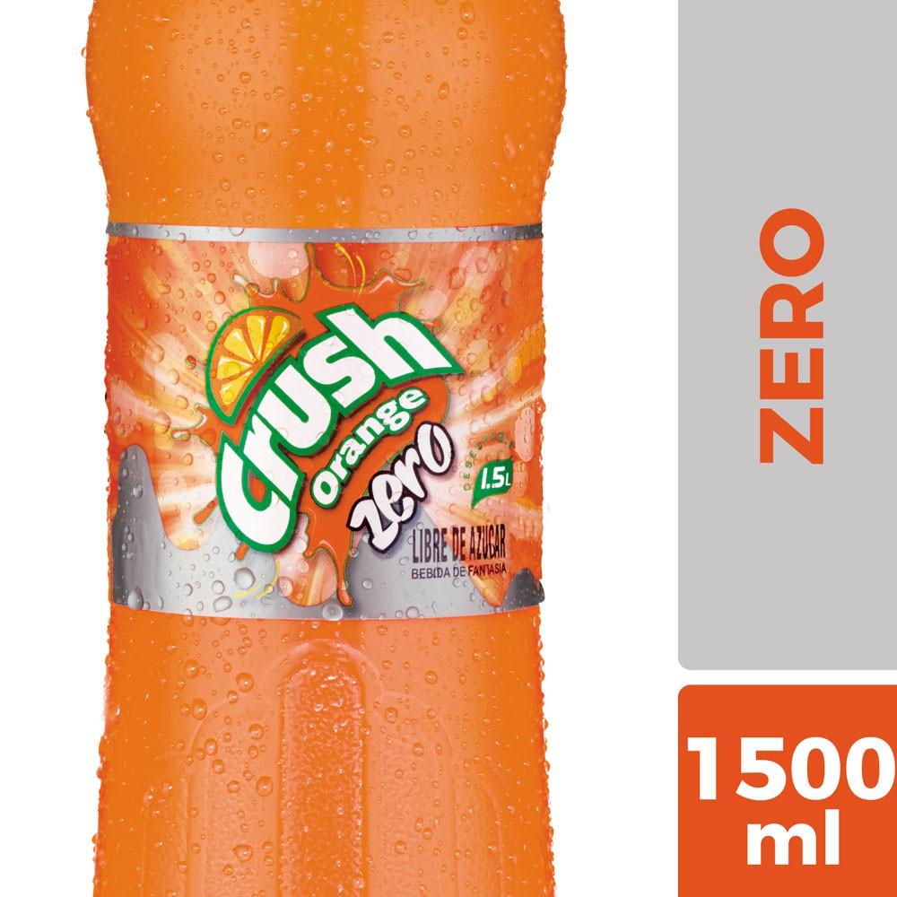 Bebida sabor naranja sin azúcar