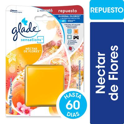 Repuesto desodorante ambiental néctar de flor