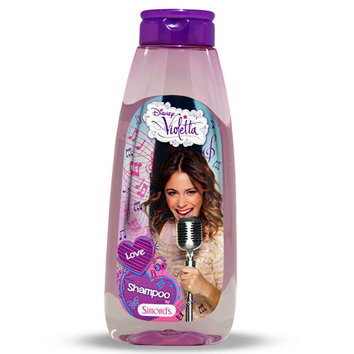 Simond's, Shampoo Violetta Hipoalergénico Botella 340 ml