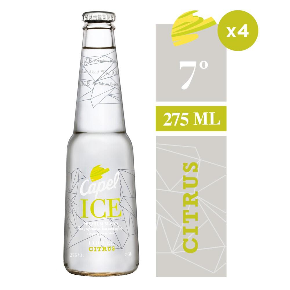 Ice citrus 7°