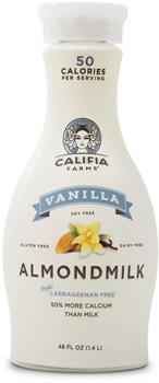 Almondmilk Vainilla 1,4 Lt