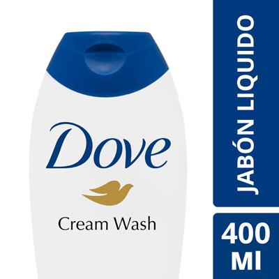 Jabón líquido cremoso