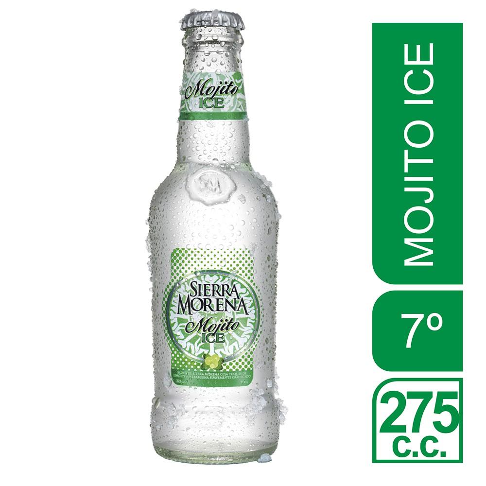 Cóctel mojito ice 7° 275 ml