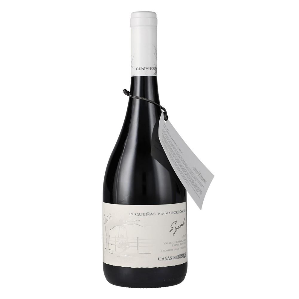 Vino Syrah Pequeñas Producciones Botella 750 ml