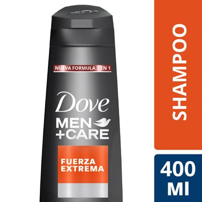 Shampoo fuerza extrema