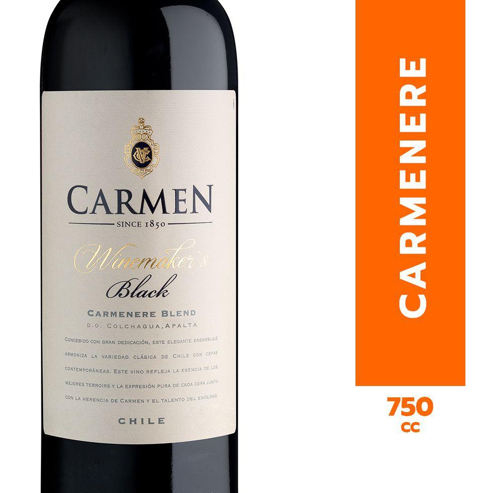 Vino Carmen Winemaker's Black Carmenere