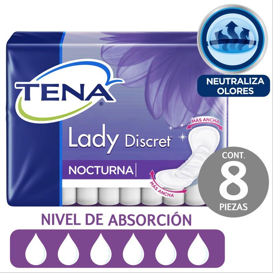 Toalla lady discret nocturna
