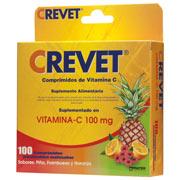 Vitamina C en masticables 100 mg multisabor