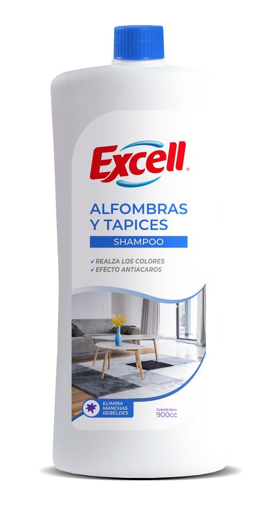 Shampoo para alfombras y tapices