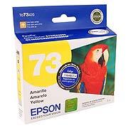 Tinta Cartridge Epson 73 T073420 Yellow 73 / Yellow