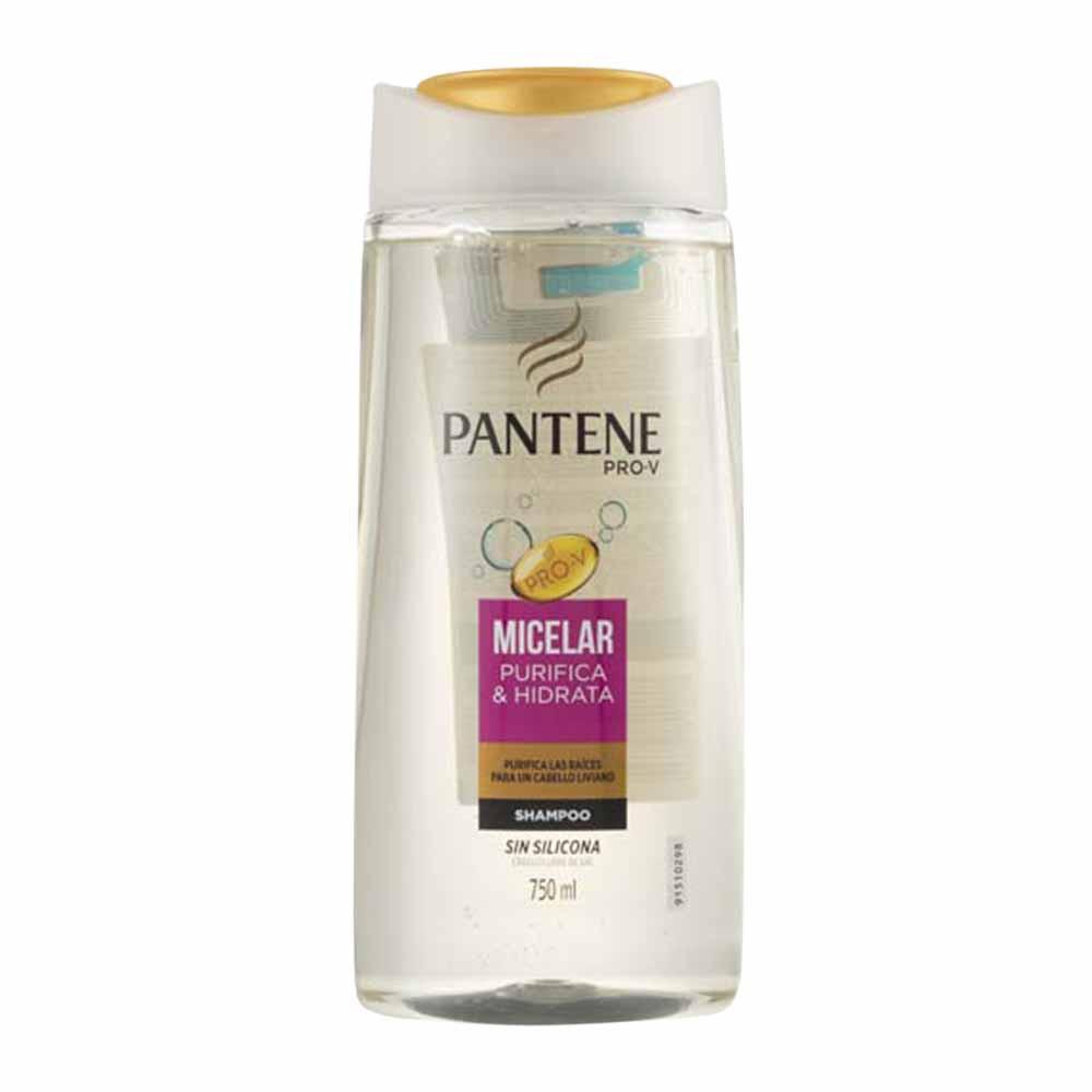 Shampoo Micellar Frasco 750ml