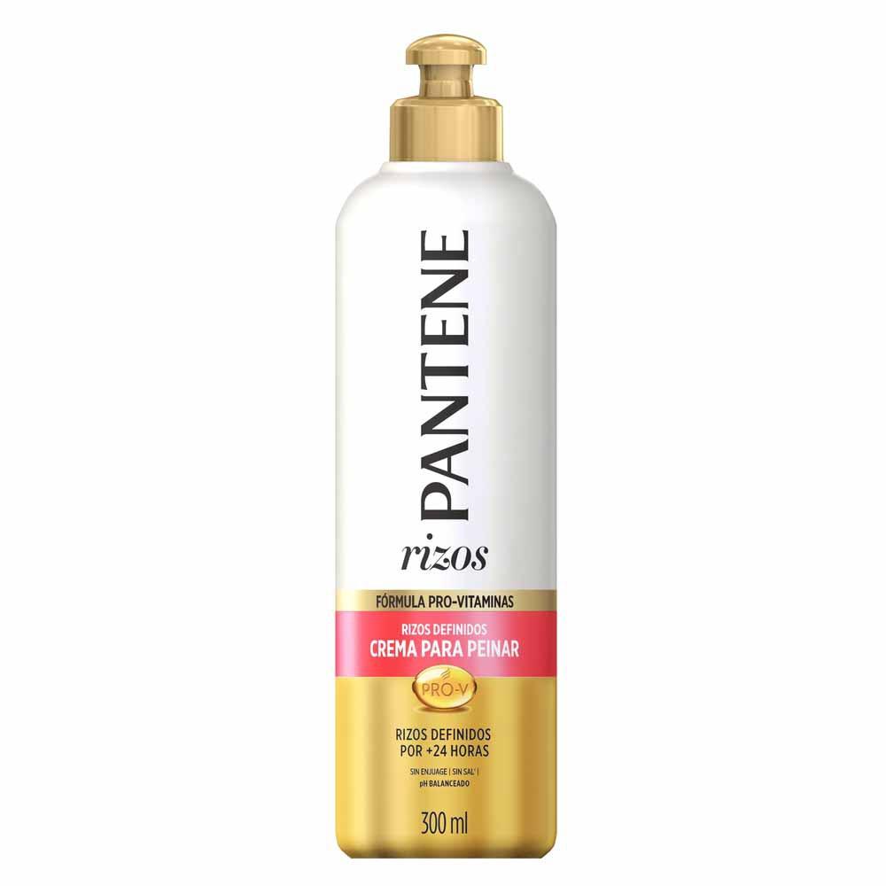 Crema para Peinar PANTENE Pro-V Rizos Definidos Frasco 300ml