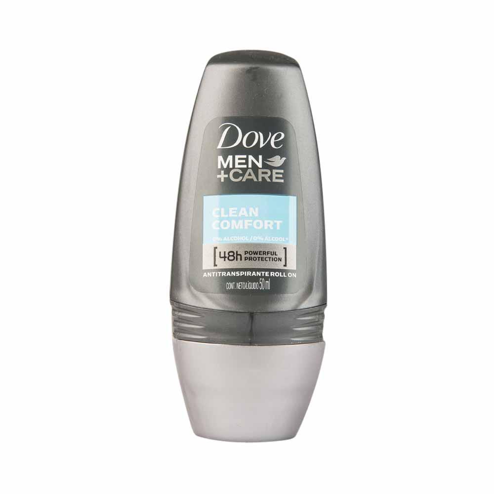 Desodorante roll on para hombre Clean comfort Frasco 50Ml