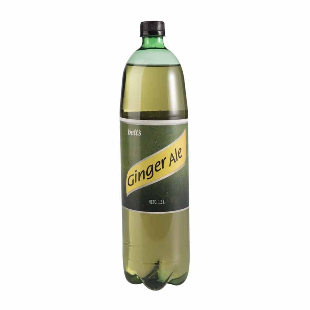 Gaseosa Ginger Ale Botella 1.5 L