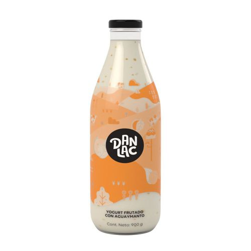 Yogurt aguaymanto