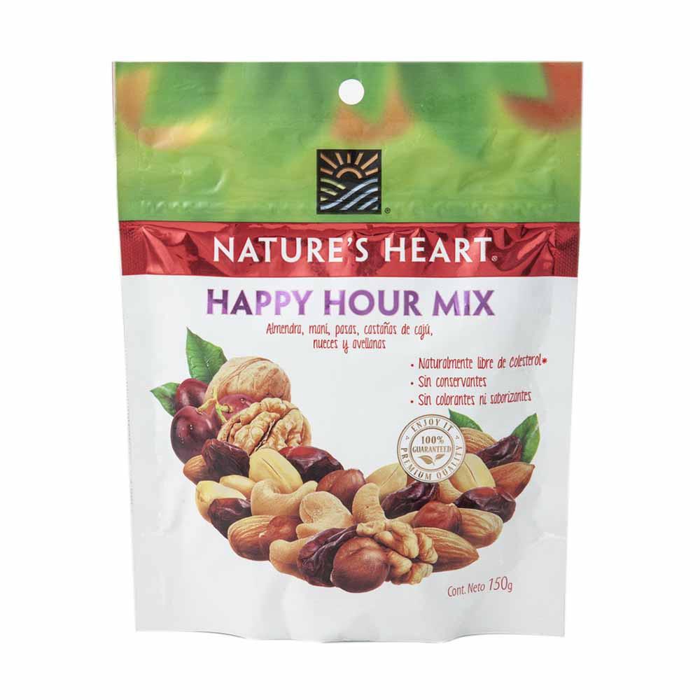 Mezcla de frutos secos happy hour