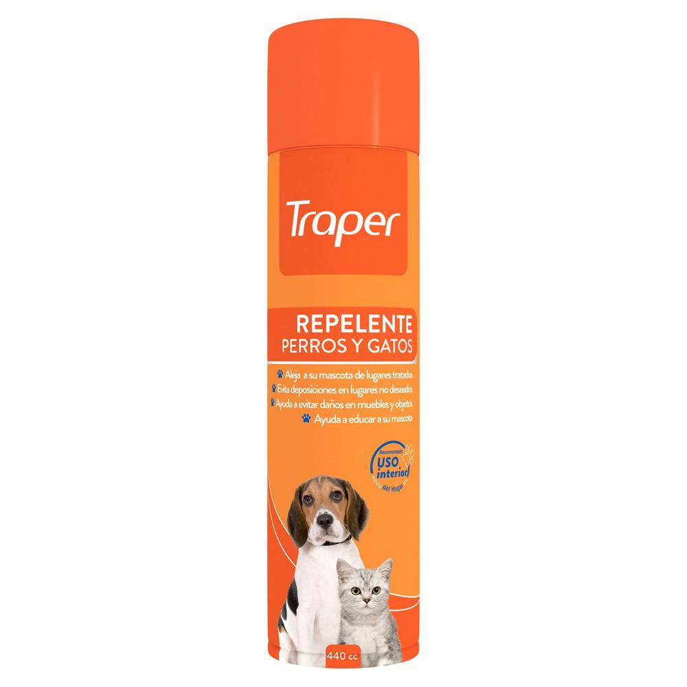 Repelente para perros y gatos