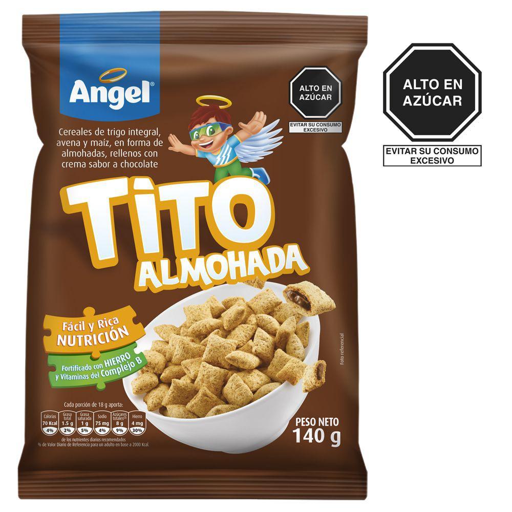 Cereal trigo de avena y maíz sabor chocolate