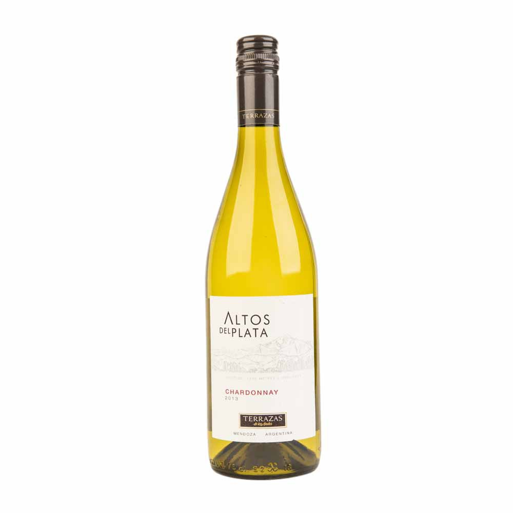 Vino Altos Del Plata Chardonnay Botella 750ml Cornershop