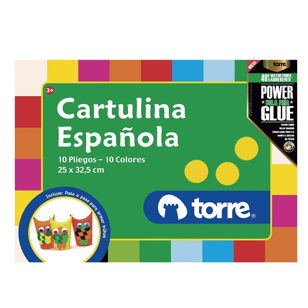 Bolsón cartulina española