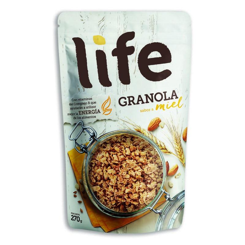 Granola Life miel