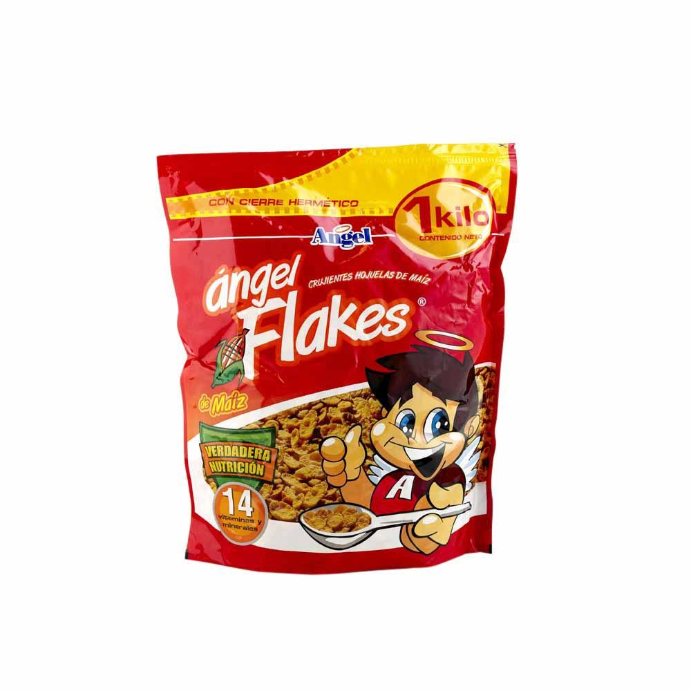 Cereal crujientes hojuelas de maíz