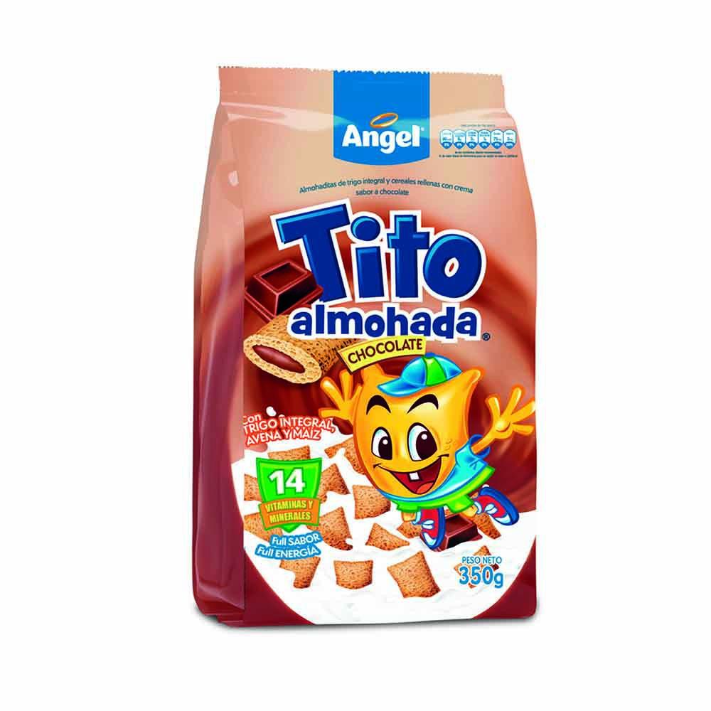 Cereal trigo integral de avena y maíz sabor chocolate