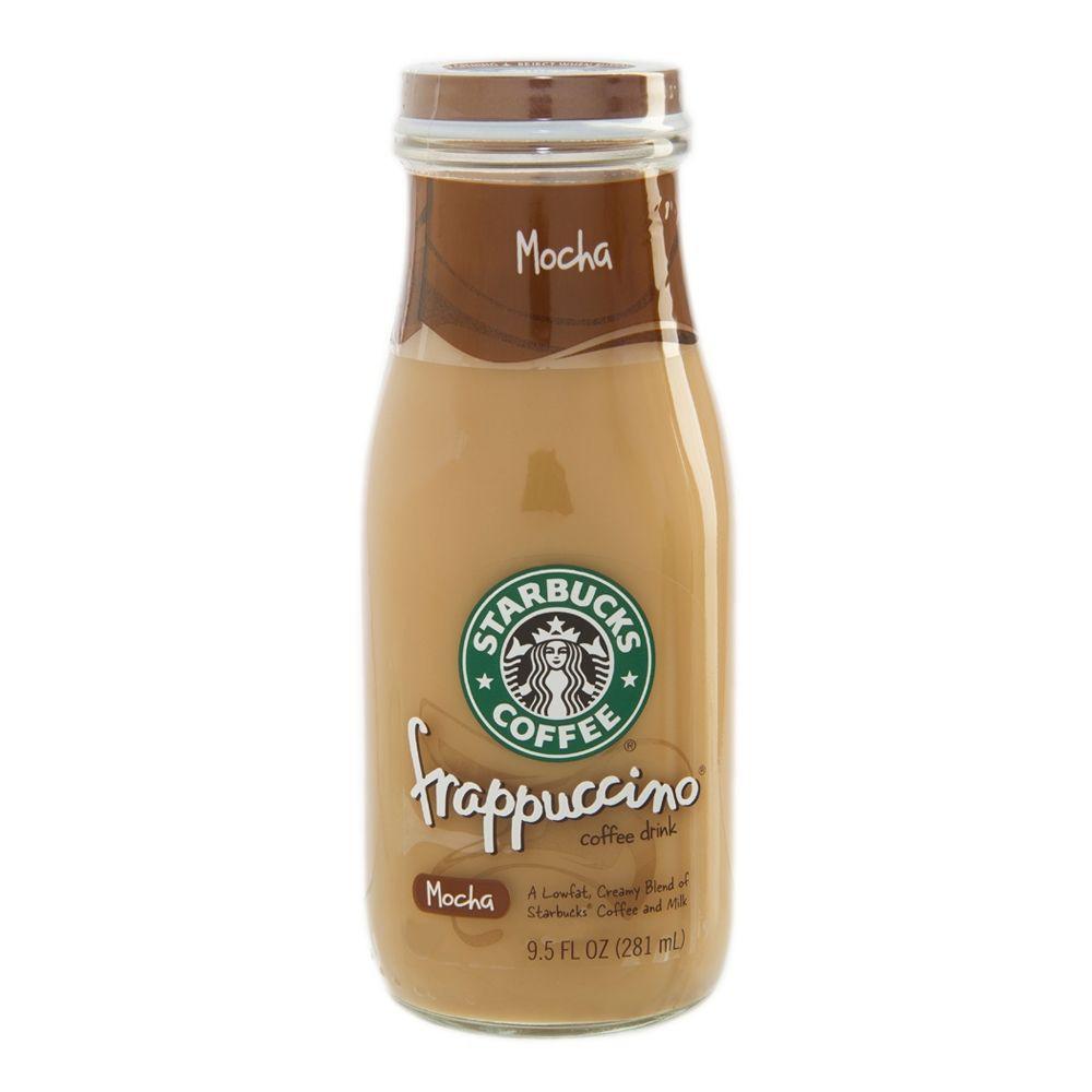 Frappuccino Moca Botella 281ml